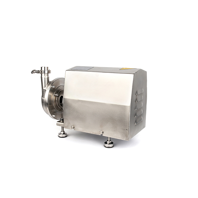 Sanitary CIP Stainless Steel 304 316L Centrifugal Pump