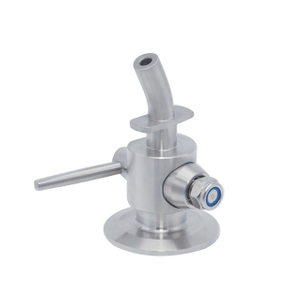 Sanitary Stainless Steel Beer Brewery Fermentation Sampling Valve