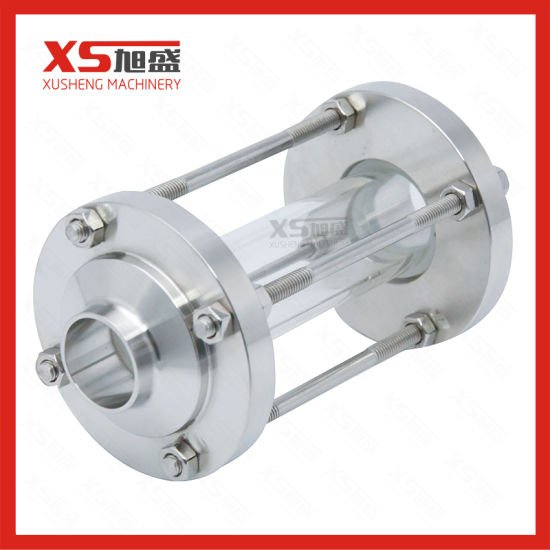 "2.5"" Stainless Steel Food Grade Tri Clamp Sight Glass"