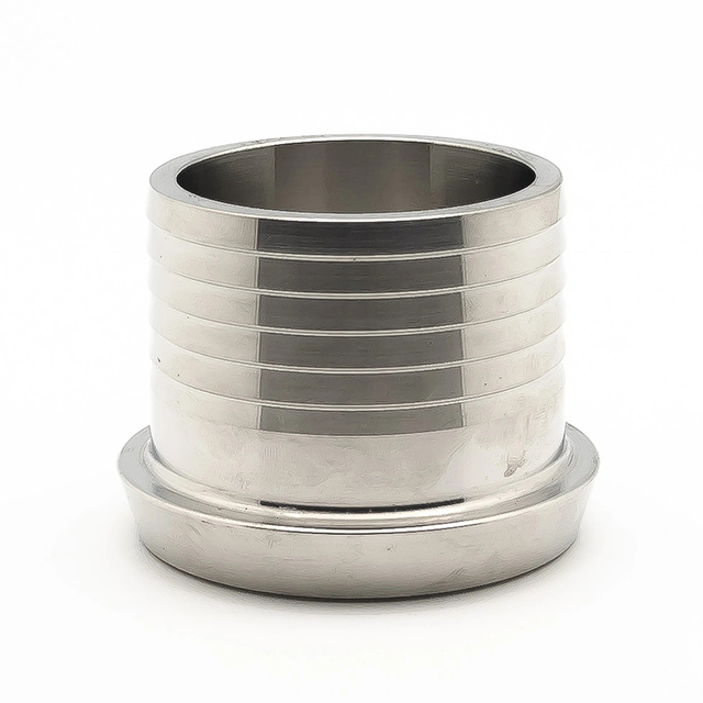 Sanitary Stainless Steel Set of Clamp Hose Adapter
