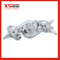 Stainless Steel Food Grade 360 Spray 3D Rotating Tank Cleaning Heads