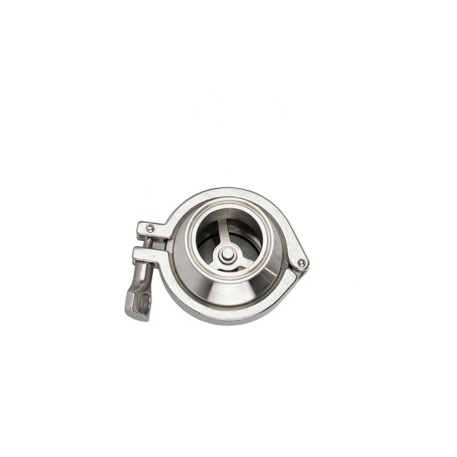 Sanitary 304 316L Stainless Steel Clamp Check Valve