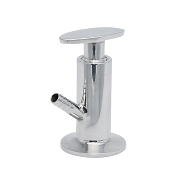 Sanitary Stainless Steel Manual Clamp Aseptic Sampling Valve