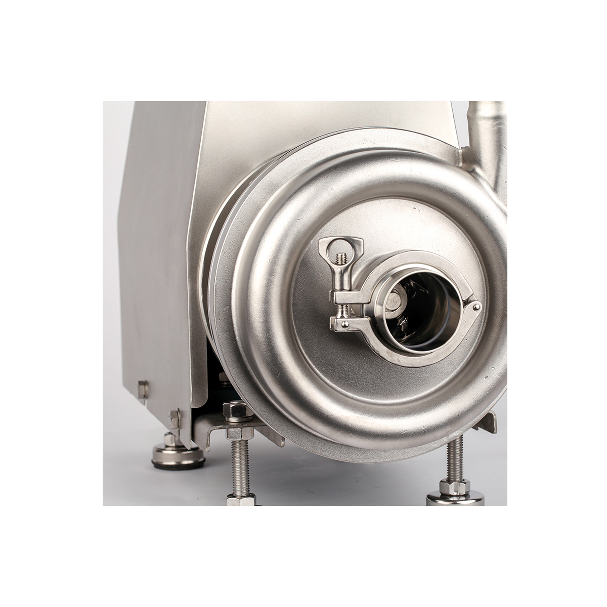 22KW KSCP-80-50 Stainless Steel Sanitary Hygienic CIP Centrifugal Pump