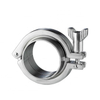 Sanitary Stainless Steel Three Piece Clamp Ferrule Assembly