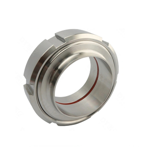 SMS Sanitary Stainless Steel Pipe Fitting Welding Union