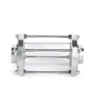 Sanitary Stainless Steel Welding Stright Type Sight Glass