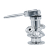 Sanitary Hygienic Stainless Steel Aseptic Sterile Sampling Valves