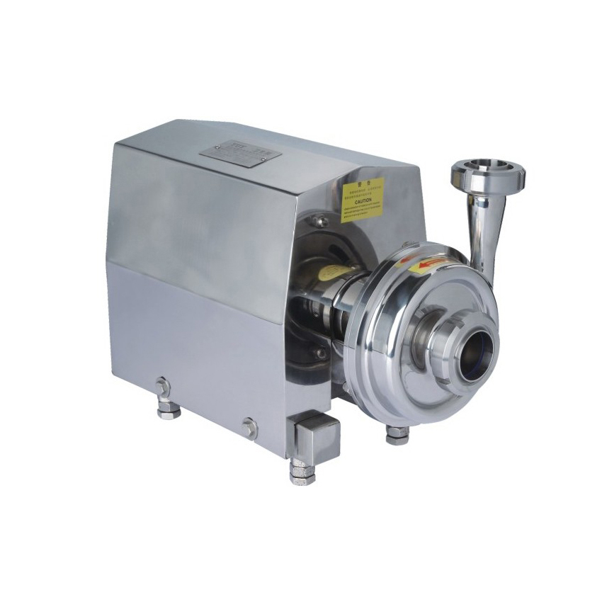 Stainless Steel Sanitary Explosion Proof Centrifugal Pump