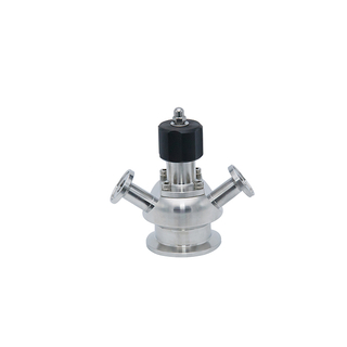 High Quality Sanitary Stainless Steel Manual Sampling Valve