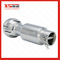 Stainless Steel Hygienic 360 Degree CIP Bolt Ends Static Cleaning Ball