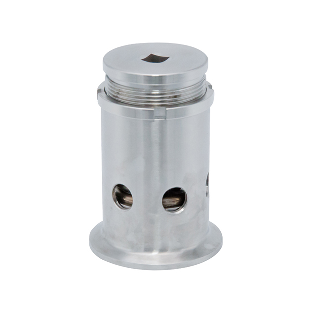 Sanitary Stainless Steel Pressure Reduce Expansion Safety Valve