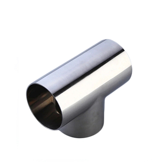 Sanitary Stainless Steel Long Equal Type Welding Tee