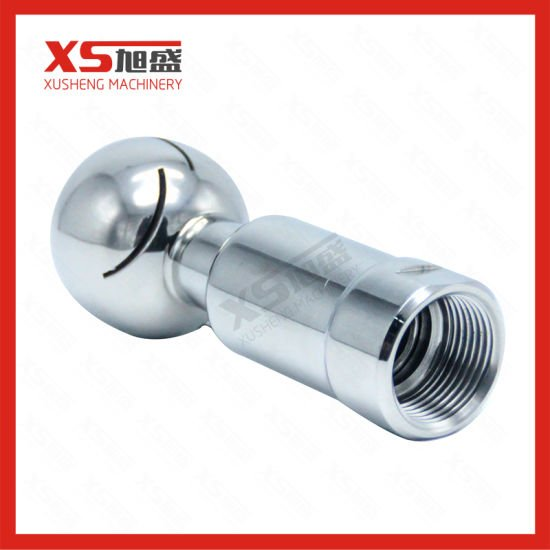 "1.5"" Stainless Steel SS304 Tri Clamp Sanitary Spray Ball"