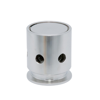 Sanitary Stainless Steel Pressure Relief Clamp Safety Valve