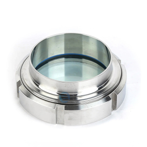 Sanitary Stainless Steel Welding Union Type Sight Glass