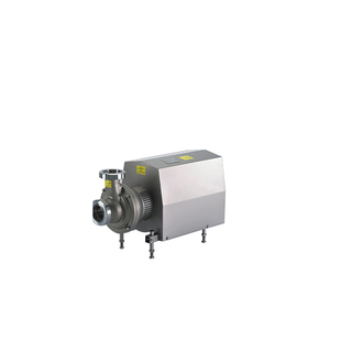 Stainless Steel SS304 316L Sanitary Return CIP Pump