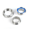 DIN Sanitary Stainless Steel Pipe Fitting Set Union