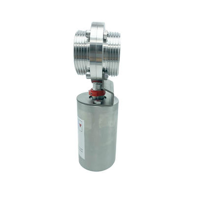 Stainless Steel Sanitary Male Threading Nut Butterfly Valves .jpg