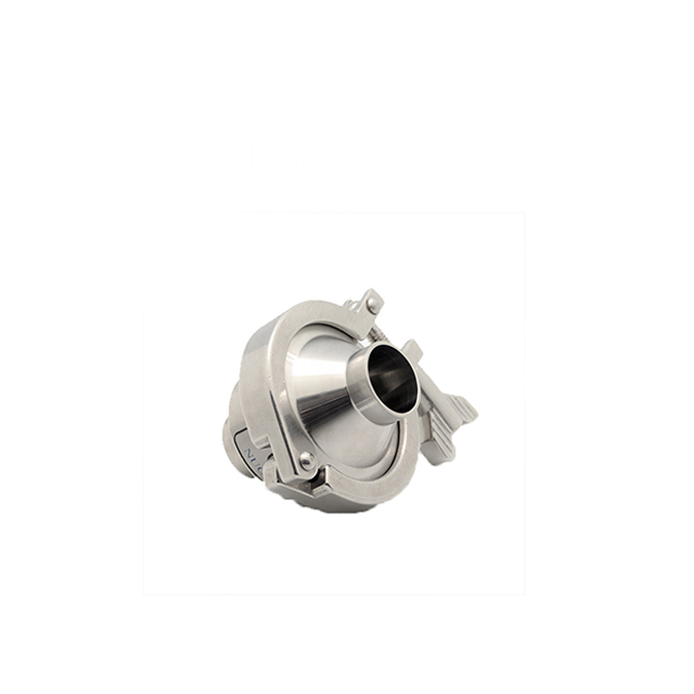 Sanitary Welding Spring Type Non Return Check Valve