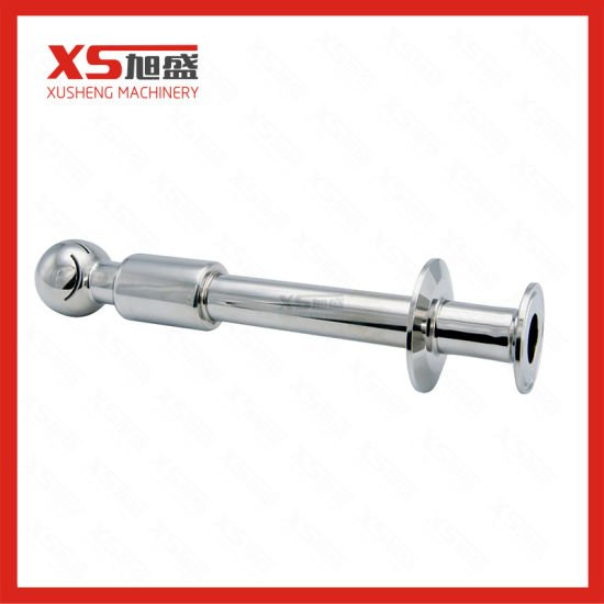 Stainless Steel Ss304 Ss316L 360 Degree Rotating Washing Nozzles