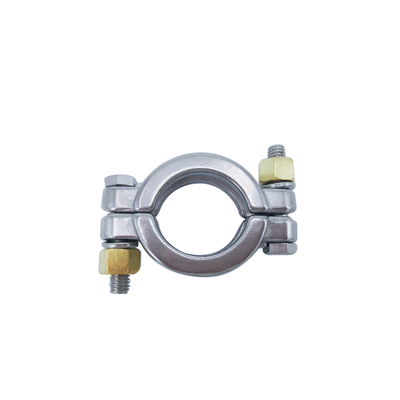 Sanitary 304 316L Forged High Pressure Pipe Clamp