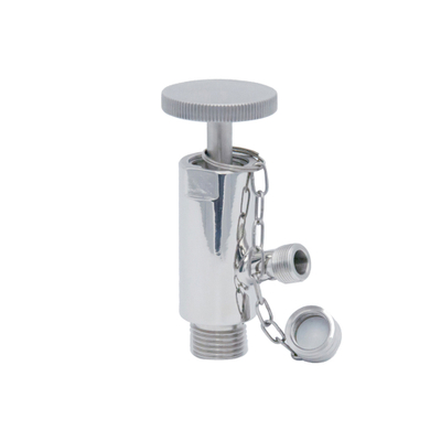 New Style Stainless Steel 316L Male Aseptic Samping Valves