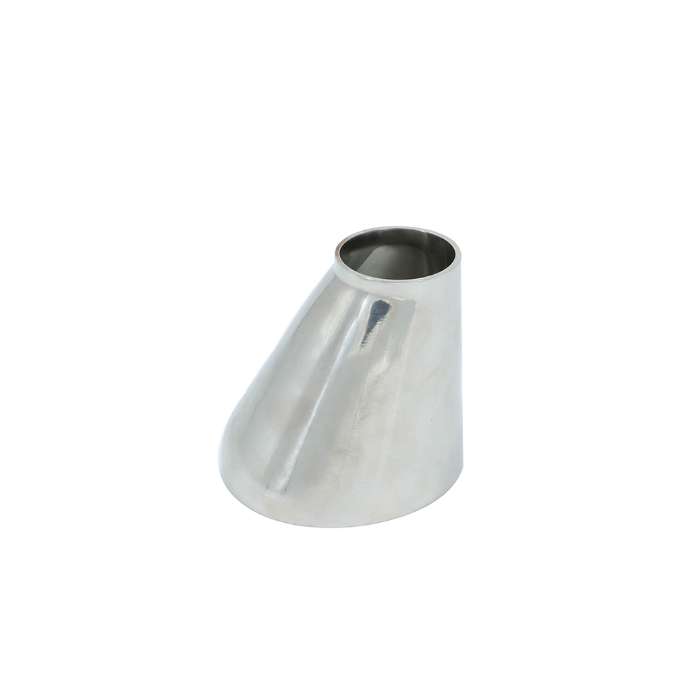 Pipe Fittings Mirror Polished Eccentric Reducer with SS304 Material