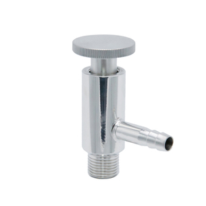 "1/2"" Hygienic Normal Type Sample Valve with Thread Ends"