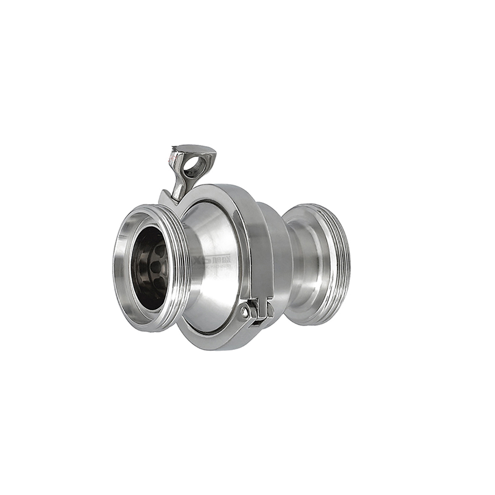 Hygienic Stainless Steel Check Air Vent Valve